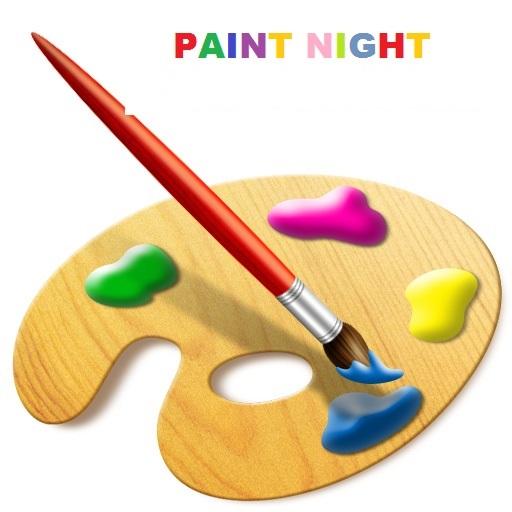 paint-brush night