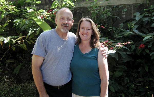 David & Dianne managua 2011