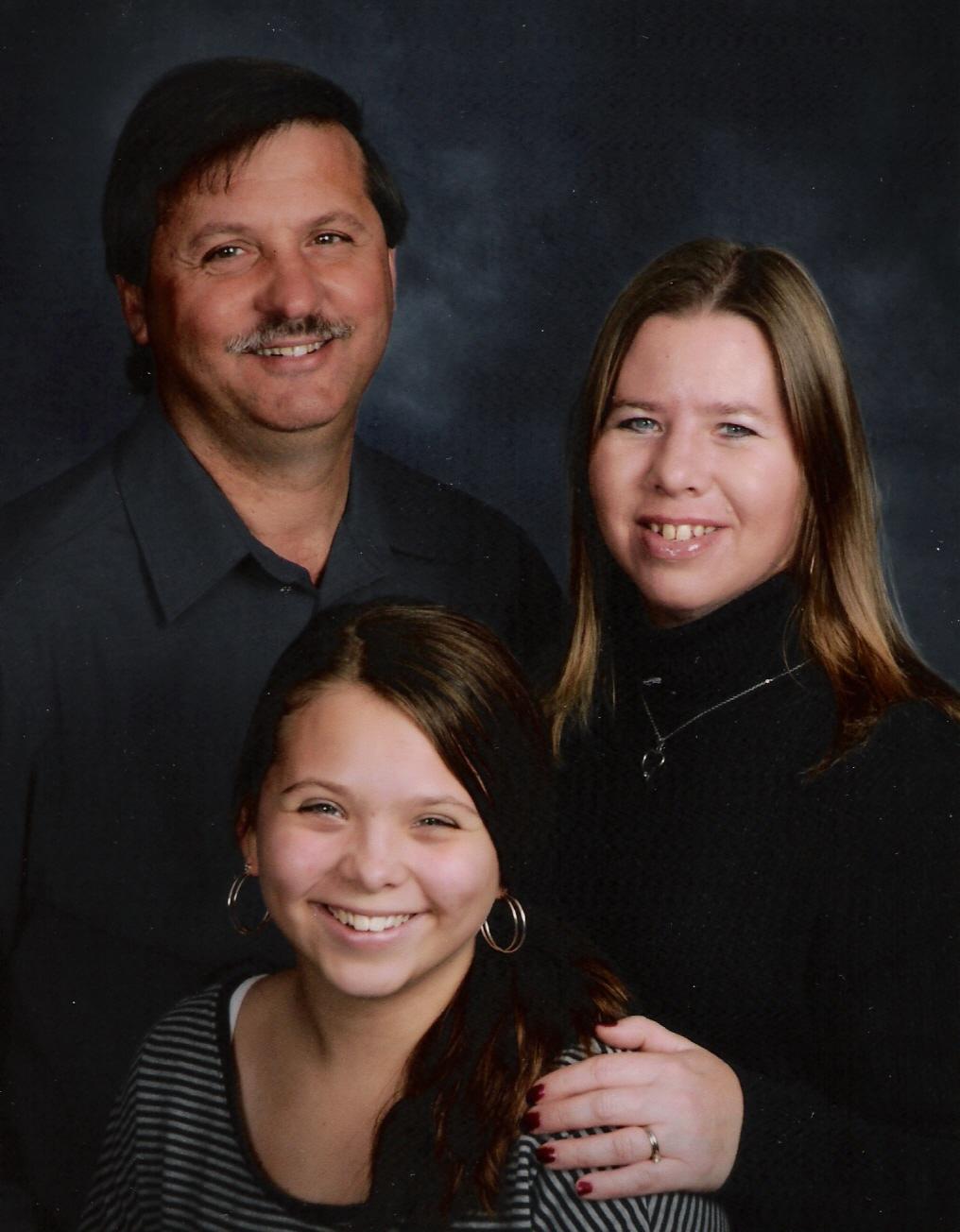 Larry-Horchner-Family
